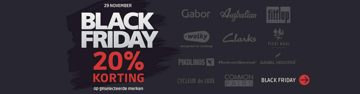 Black Friday Meijrink Schoenen