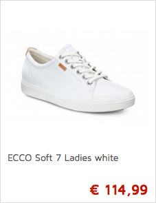 witte ecco sneakers dames